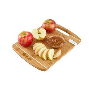 Bamboo Sharpen-It� Cutting Board