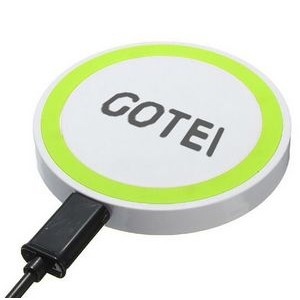 5W Round QI Fast Wireless Charger