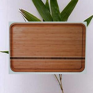 Eco Friendly Bamboo Cutting Board