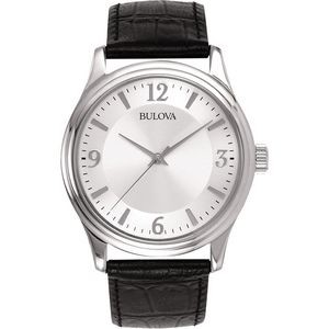 Bulova Corporate Collection Men's Round Dial Watch